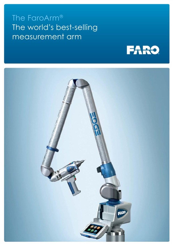 FaroArm Brochure - Brochure